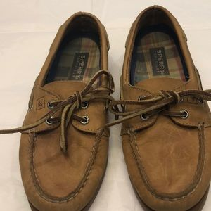 Sperry Woman's TopSider Size 7.5